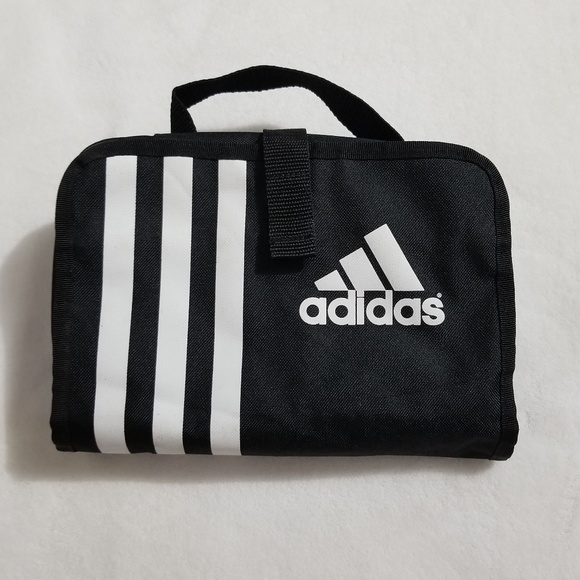 c71e972c0f adidas Bags | Vintage Toiletry Travel Kit Bagmenscarry | Poshmark